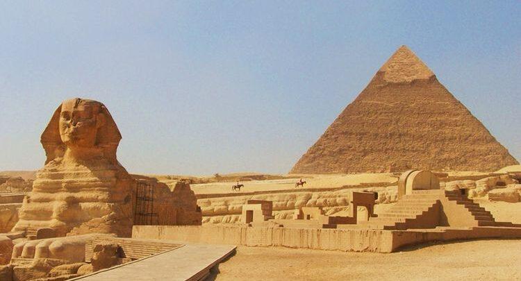 Photo of Piramida Mesir Tidak dibangun oleh alien
