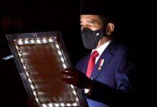 Photo of Jokowi Pimpin Apel Kehormatan dan Renungan Suci di TMP Kalibata
