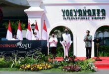 Photo of Presiden Resmikan YIA beserta Pengoperasian AirNav dan Sistem Peringatan Dini Tsunami