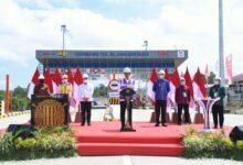 Photo of Presiden Jokowi Resmikan Ruas Tol Sigli-Banda Aceh