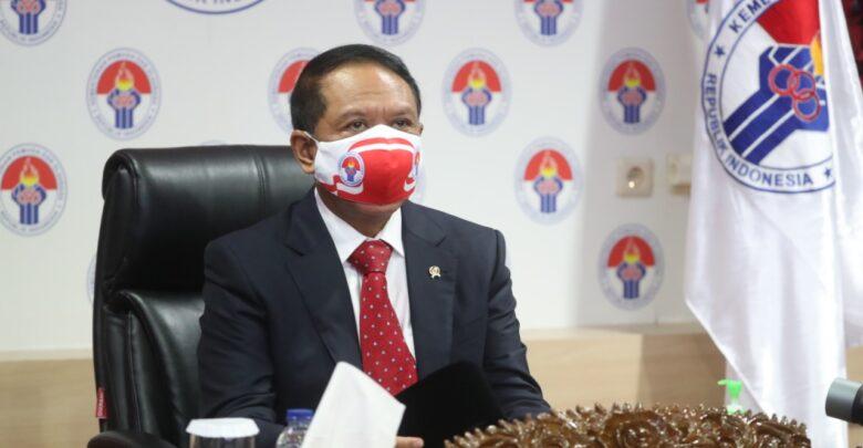 Photo of Menpora RI Ikuti Sidang Tahunan MPR-DPR-DPD Secara Virtual