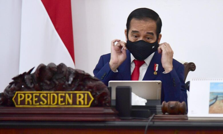 Photo of Presiden: Keputusan dalam Merespons Penambahan Kasus Covid-19 Harus Lihat Data Sebaran